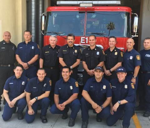 SAFER Grant Provides LAFD with Additional Resources | Los Angeles