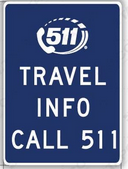 For Travel, Transportation and Transit Information Call 5-1-1