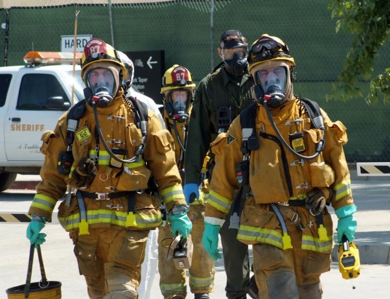 Hazmat | Los Angeles Fire Department