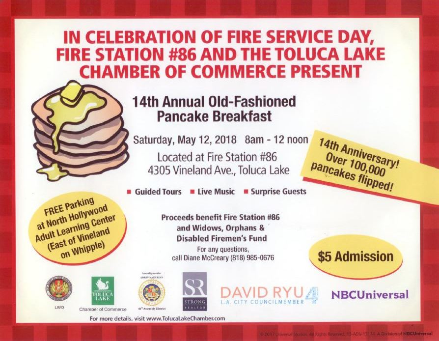 """City Of Los Angeles Parking Violation >> LAFD Fire Service Day """"Open Firehouse"""" 