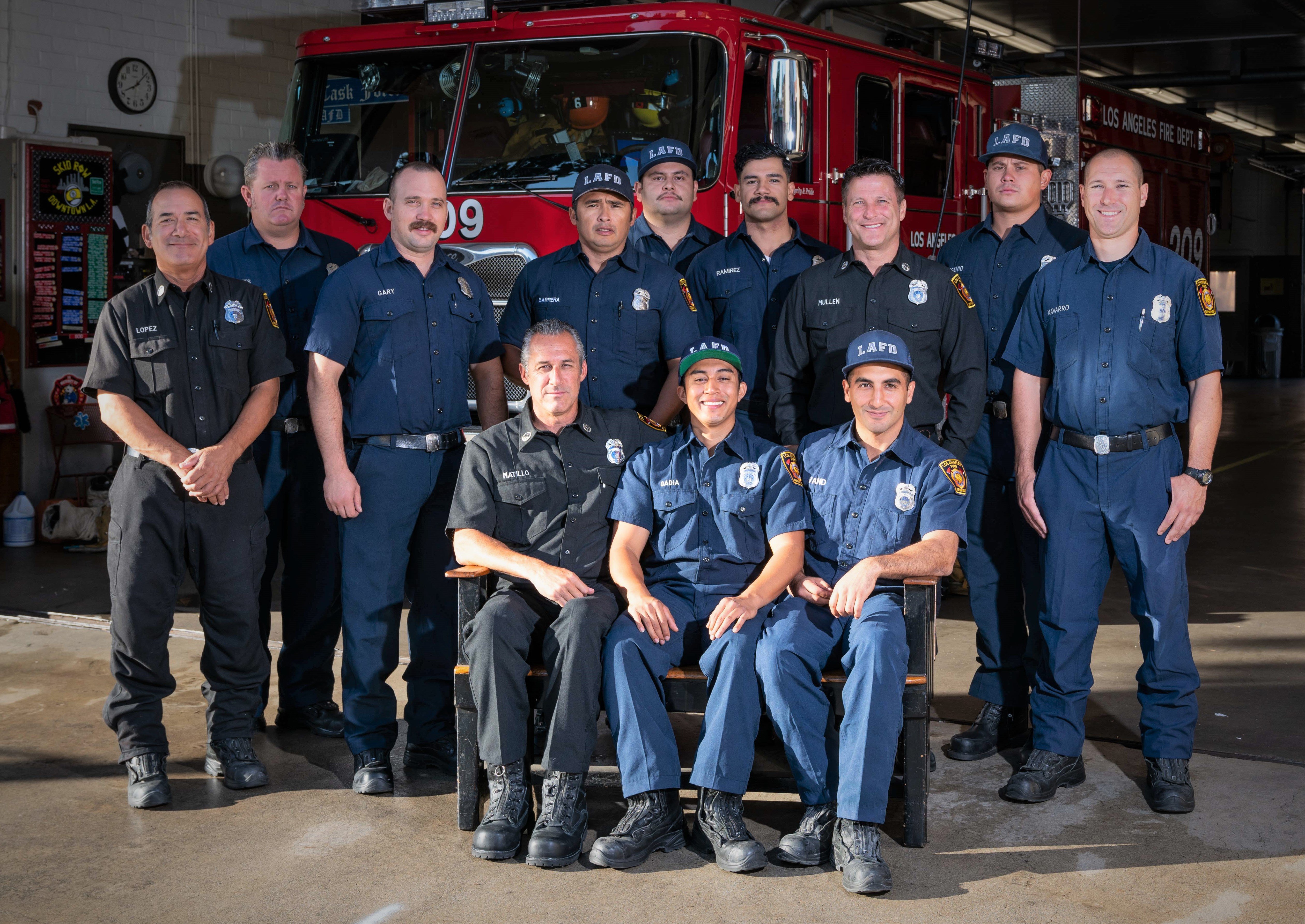 LAFD Fire Station 9 Named Busiest Station In The Country | Los