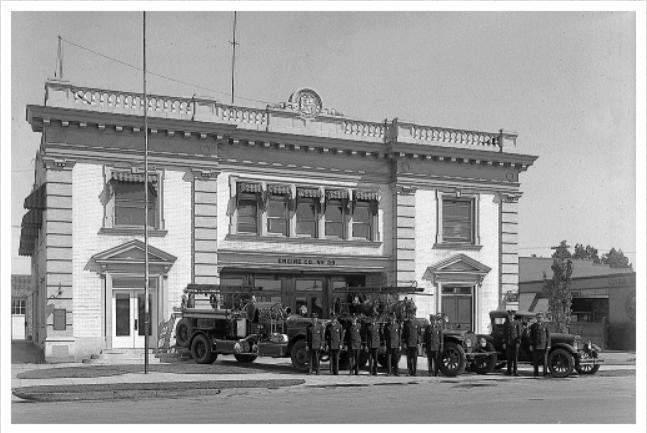Historic Van Nuys Fire Station 39
