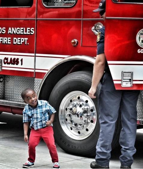 Future LAFD Firefighter