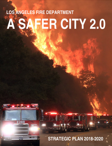 LAFD Strategic Plan Cover