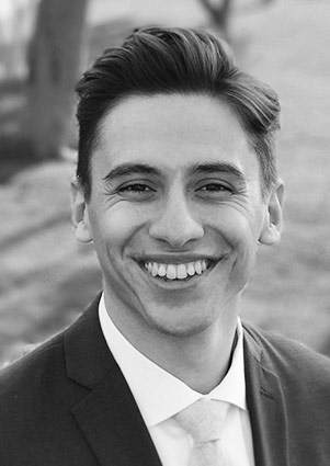Michael Rodriguez Headshot