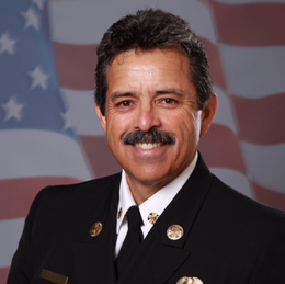 Fire Chief Headshot