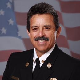 Fire Chief Headshot
