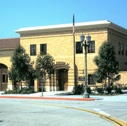 The LAFD museum