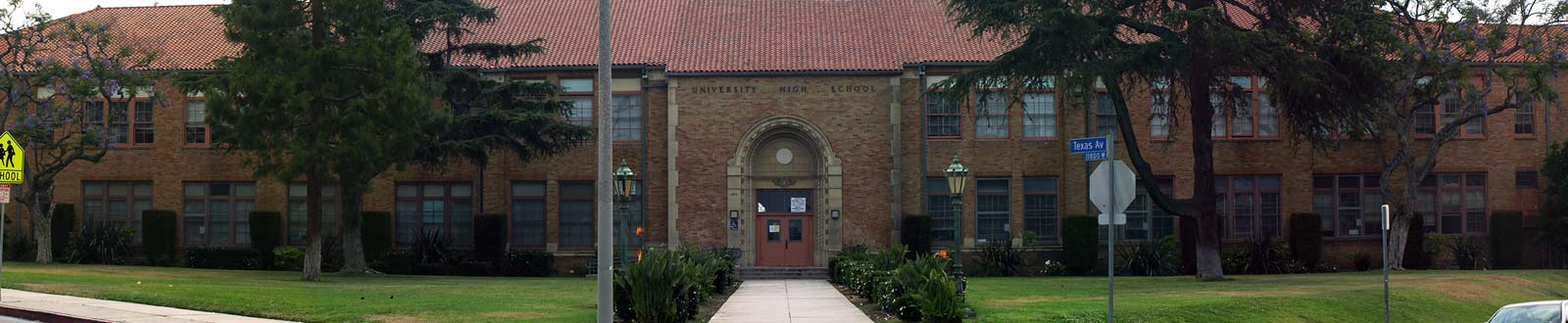 The University High School in Los Angeles