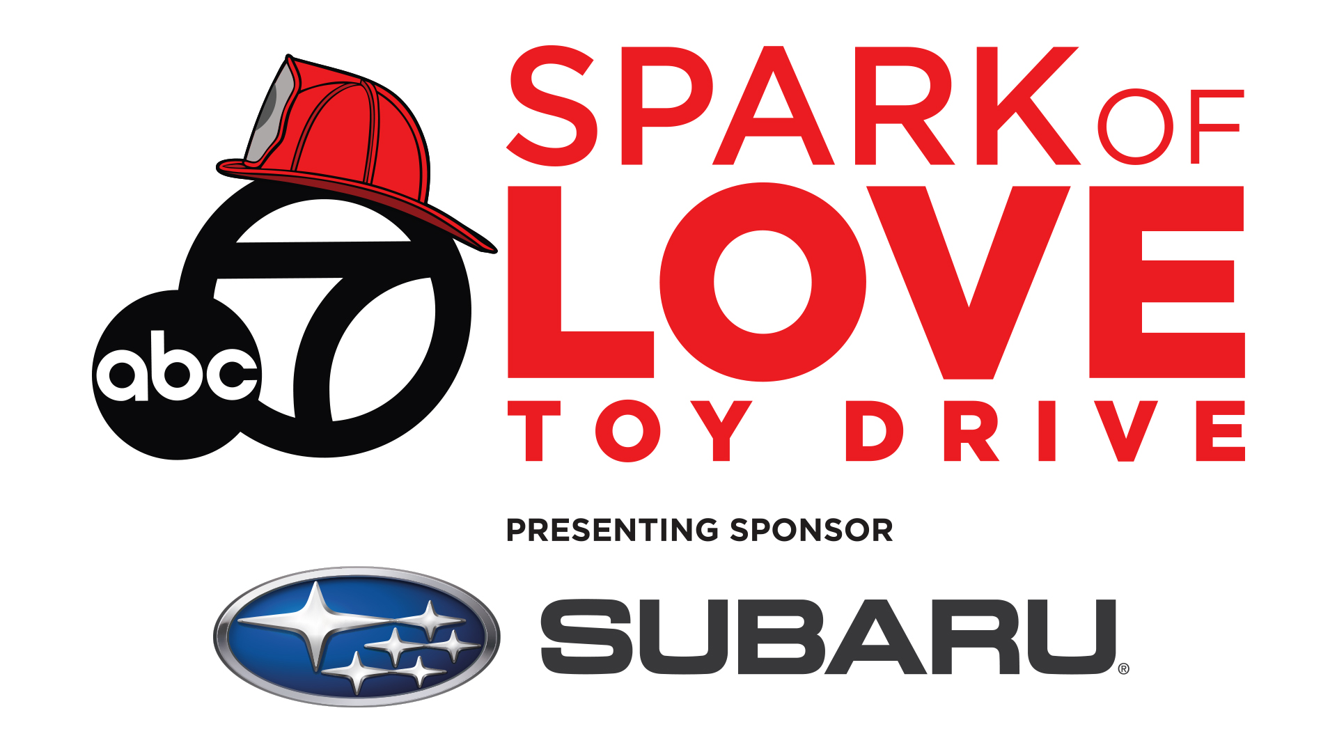 The Spark of Love Holiday Toy Drive