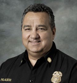 Deputy Chief Daren Palacios