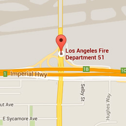 Map of Fire Station 51