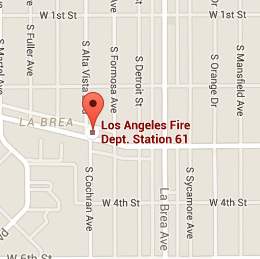 Station 61 Los Angeles Fire Department