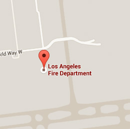 Map of Fire Station 80