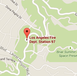 Map of Fire Station 97