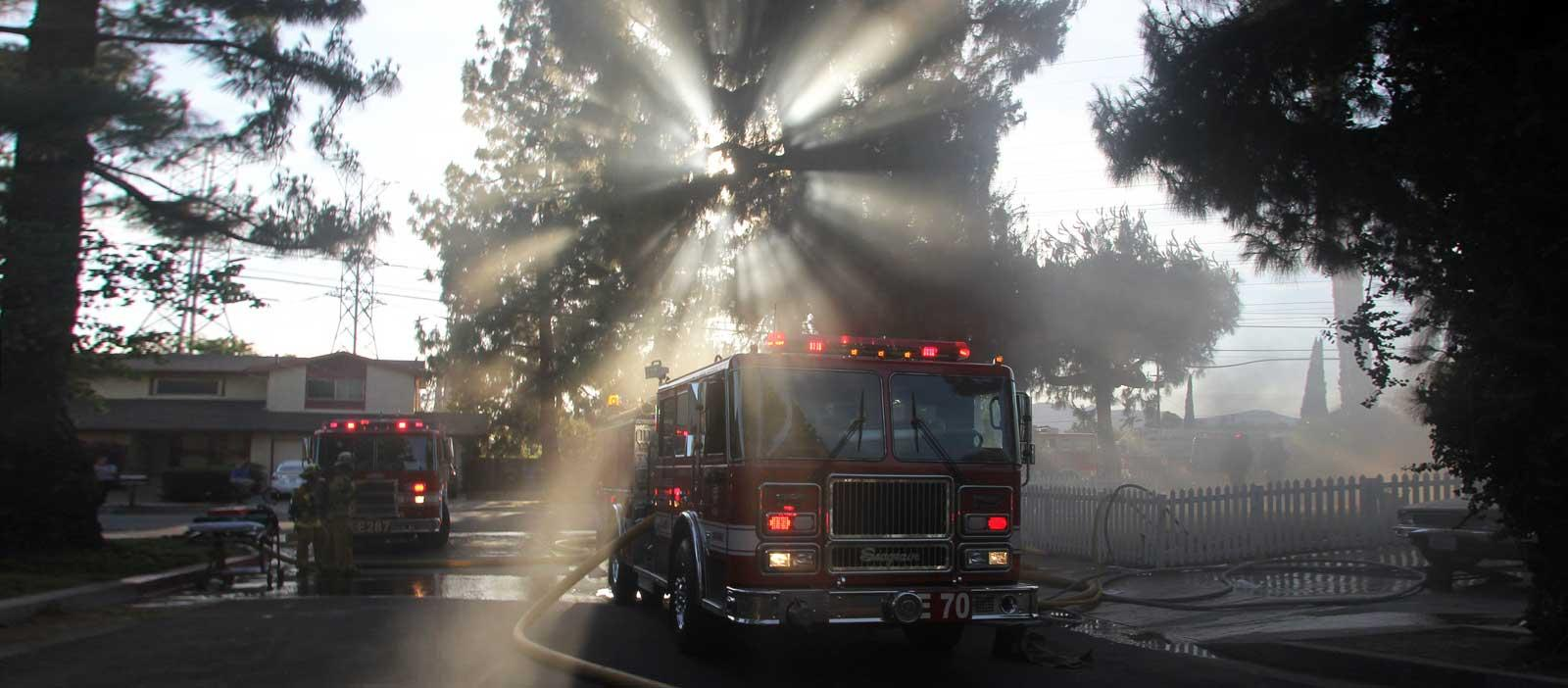 History Of The Black Firemen On The Los Angeles Fire: Los Angeles Fire Department