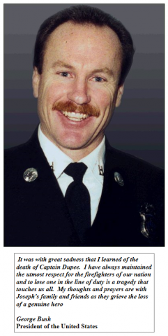 Headshot of Captain Dupee