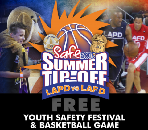 Safe Summer Tip Off Flyer