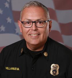 Headshot of Chief Villanueva