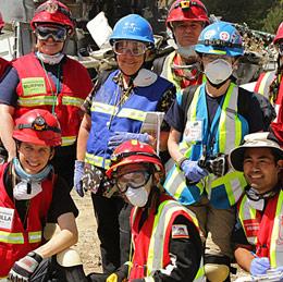 Volunteer | Los Angeles Fire Department